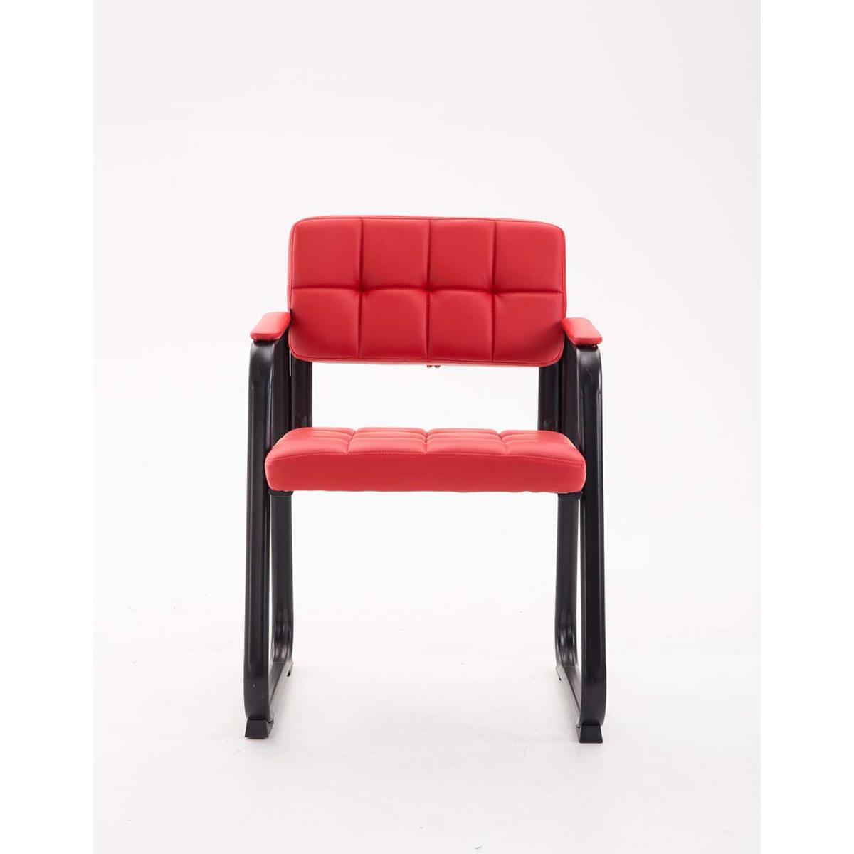 Chaise visiteur CABANA, Design Moderne, Structure ...